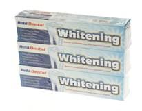 Rebi-Dental Zubní pasta whitening 3x100g