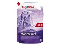 Kapalina do ostřikovače Sheron zimní/nemrznoucí -30°C 5L 1ks