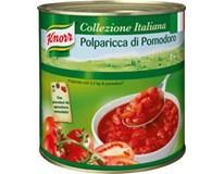 Knorr Polparicca Rajčata krájená 1x2,55kg