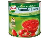 Knorr Pelati Rajčata loupaná 1x2,5kg