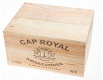 Cap Royal Bordeaux Supérieur 1x750ml