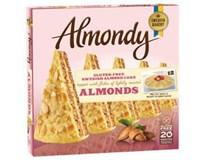 Almondy Mandlový bezlepkový dort krájený mraž. 1x900g