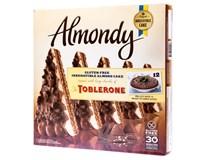 Almondy Toblerone bezlepkové krájené mraž. 1x1kg