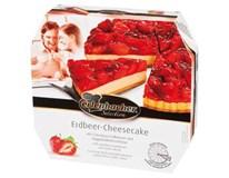 Erlenbacher Cheesecake jahodový krájený mraž. 1x1100g