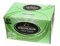 Strongbow Cider Gold Appel 24x0,33L nevratná láhev