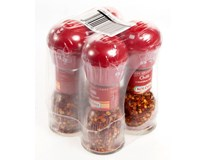 Kotányi Mlýnek chilli papričky 4x35g