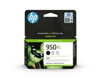 Cartride HP 950XL black 1ks