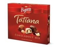 Figaro Tatiana čokoládový mix bonboniéra 1x172g