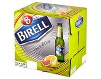 Birell Ochucený pomelo&grep nealkoholické pivo 12x330ml nevratná láhev