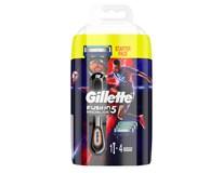 Gillette Fusion Proglide strojek flexball 1x1ks + náhradní hlavice 1x3ks