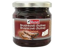 Valenzi Brusinkové chutney barbeque 1x220g