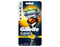 Gillette Fusion Proglide Power strojek flexball 1x1ks+ náhradní hlavice 1x1ks