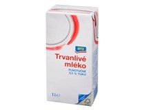 ARO Mléko trvanlivé plnotučné 3,5% chlaz. 12x1L
