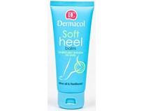 Dermacol Soft Heel změkčující balzám na paty 1x100ml