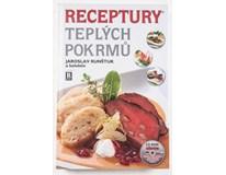 Receptury teplých pokrmů, Jaroslav Runštuk, 1ks+ CD