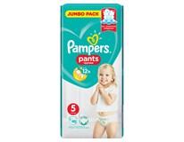 Pampers Plenkové Kalhotky Pants-Jumbo Pack-S4 Maxi 9-14kg 1x52ks