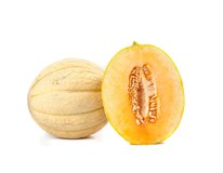 Meloun cukrový Cantaloupe 5/7 čerstvý váž. 1x1ks