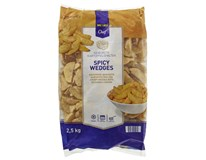 Metro Chef Spicy Wedges mraž. 4x2,5kg
