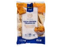 Metro Chef Hash Brown trojhránky  mraž. 4x2,5kg