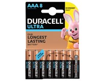 Baterie Duracell Ultra AAA 8ks