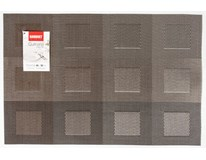 Prostírání PVC 45x30cm kostky šedé 1ks