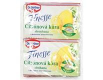 Dr.Oetker Finesse Citronová kůra strouhaná 3x2x6g