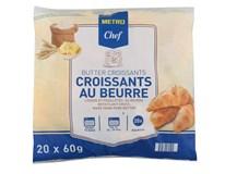Metro Chef Croissant máslový mraž. 20x60g