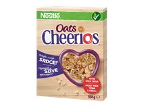 Nestlé Cheerios Oats Cinnamon ovesné cereálie skořicové 1x350g
