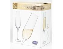 Flétna na šampaňské Rebecca 195ml 6ks