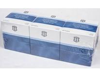 H-Line Kapesníky papírové bílé 3-vrstvé 3x60ks