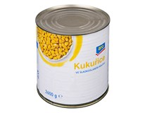 ARO Kukuřice ve sladkoslaném nálevu 1x2650ml