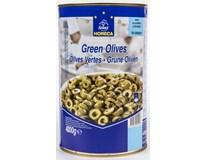 Horeca Select Olivy zelené krájené 1x4000g