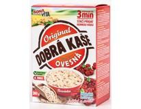 Bonavita Dobrá kaše ovesná brusinka 1x260g