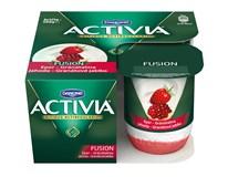 Activia Fusion Jogurt borůvka/acai chlaz. 6x(4x125g)