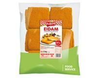 Eidam obalovaný předsmažený sýr XL mraž. 16x125g