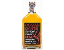 El Commandante 75,5% rum 1x500ml