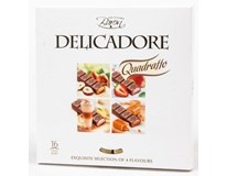 Delicadore Quadratto bonboniéra 1x200g