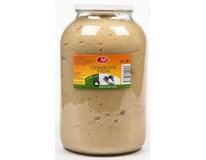 Česneková pasta 10%soli 1x4000g