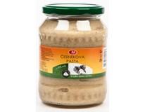 Česneková pasta 10%soli 1x720g