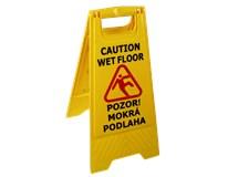 Tabule výstražná Mokrá podlaha 60x30cm 1ks