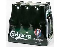 Carlsberg světlý ležák pivo 12x500ml nevratná láhev