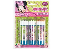 Bublifuk Minnie blister 60ml 3ks