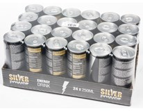 Silver Power Energy nápoj 24x250ml plech