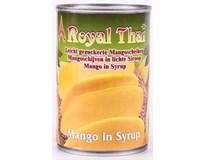 Royal Thai Mango plátky v sirupu 1x425g