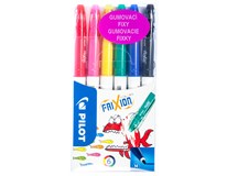 Pilot Frixion Colors 6ks