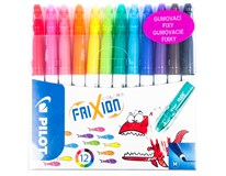 Pilot Frixion Colors 12ks