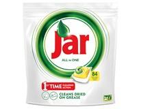 Jar Kapsle do myčky All in 1 Yellow 1x84ks