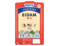 Madeta Jihočeský Eidam sýr 30% plátky chlaz. 1x100g