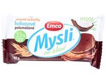 Emco Sušenky polomáčené čokoládové 24x60g