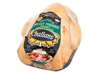 Kuře kukuřičné Challans Label Rouge chlaz. váž. 1x cca 1,1-1,5kg